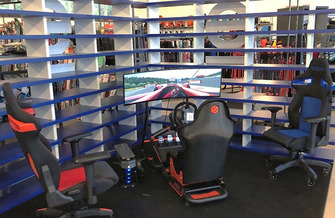 Concept store Sparco