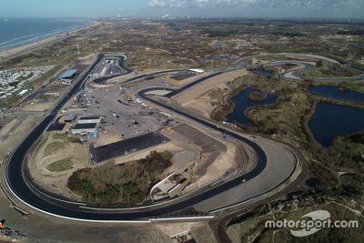 Annuncio Circuito di Zandvoort