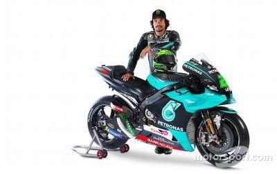 Präsentation: Petronas-Yamaha