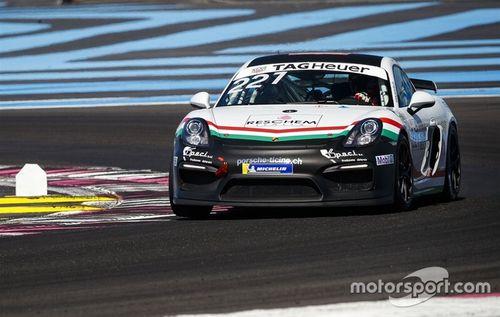 Annuncio Centri Porsche Ticino