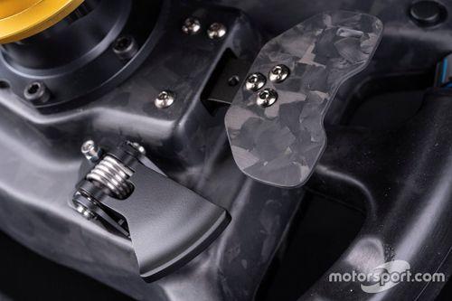 Le volant Fanatec BMW M4 GT3