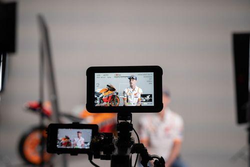 Présentation Repsol Honda Team