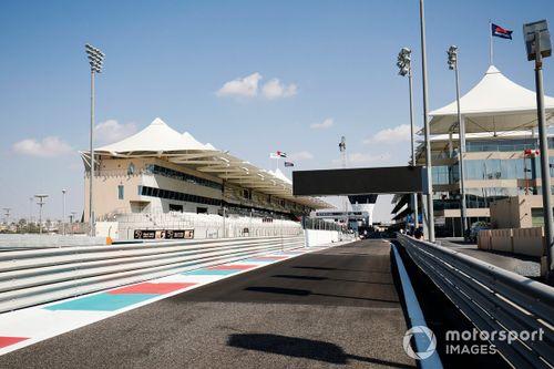Liveblog - De derde vrije training voor de Grand Prix van Abu Dhabi
