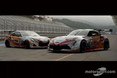 C.S.I Racing announcement