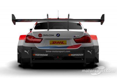 BMW Motorsport renk düzeni tanıtımı