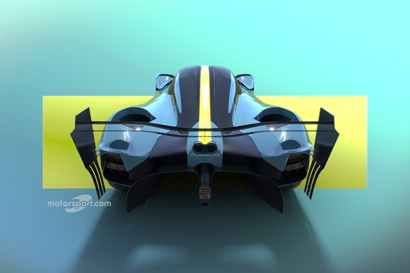 Aston Martin Hypercar announcement