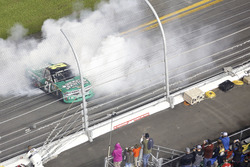 Race winnaar: Johnny Sauter, GMS Racing Chevrolet