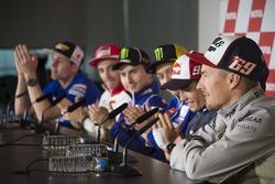 Nicky Hayden, Team Aspar, verkündet seinen Wechsel von der MotoGP- in die Superbike-WM