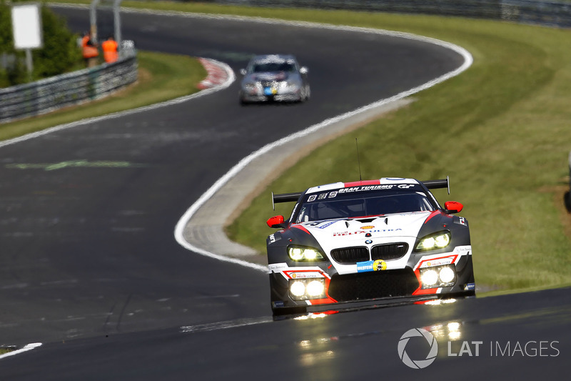 12. #19 BMW Team Schubert Motorsport, BMW M6 GT3