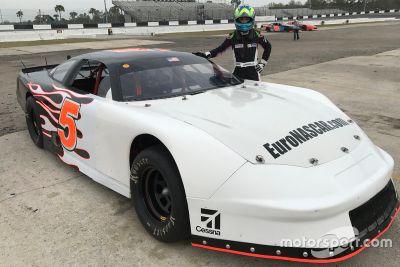 Smyrna Speedway, test Arianna Casoli