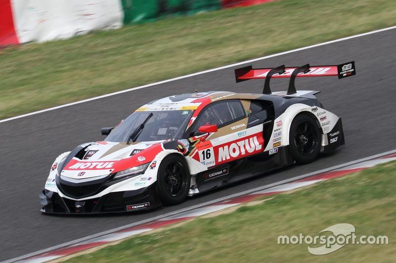 #16 MOTUL MUGEN NSX-GT, Jenson Button
