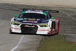 #57 Stevenson Motorsports Audi R8 LMS GT3: Ендрю Девіс, Лоусон Ашенбах