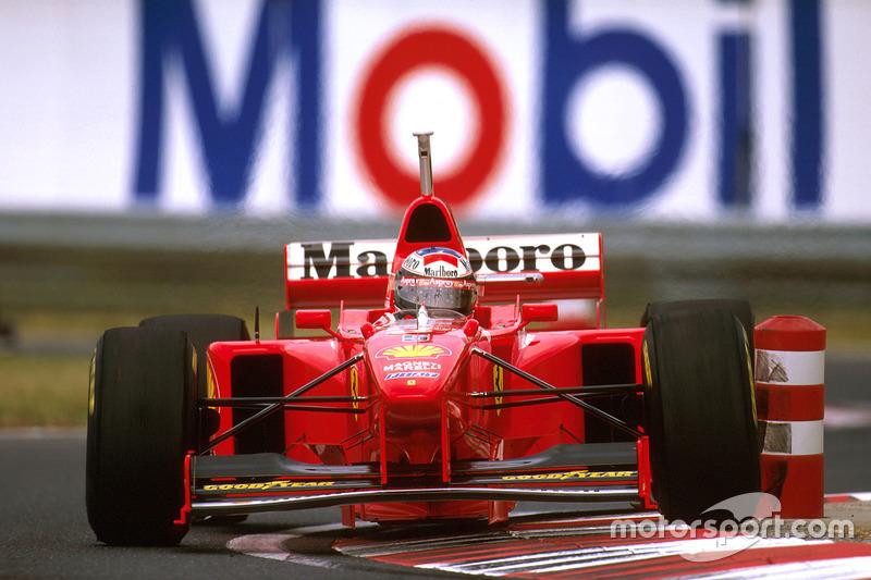 #17 GP de Hongrie 1997 (Ferrari F310B)