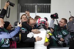 Sieger Robert Wickens, Mercedes-AMG Team HWA, Mercedes-AMG C63 DTM