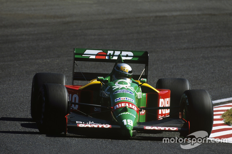Алессандро Нанніні, Benetton B189 Ford