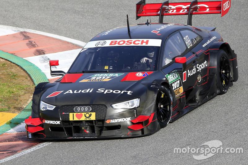 Mattias Ekström, Audi RS5 DTM