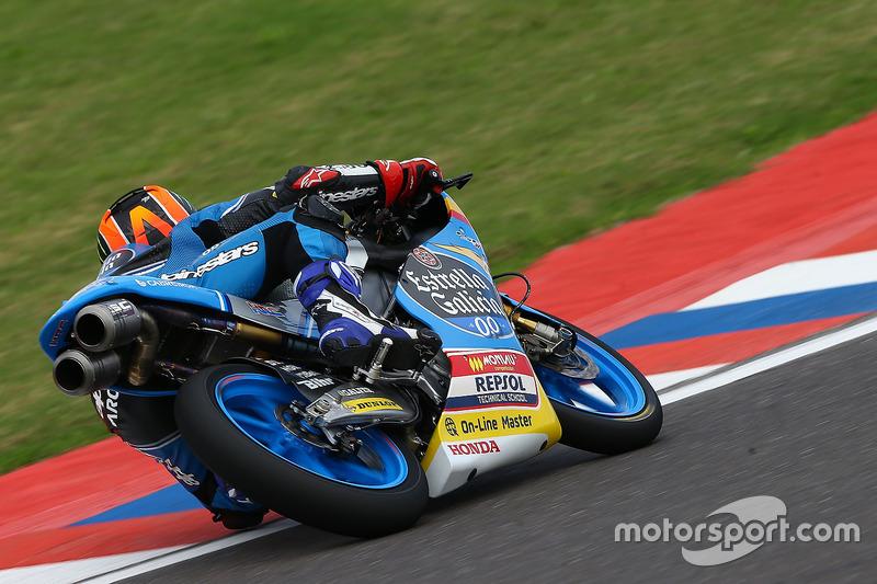 Aron Canet, Estrella Galicia 0,0, Moto3