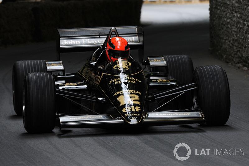 Ли Моул, Lotus Renault 97T
