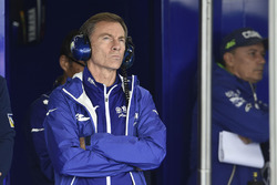 Lin Jarvis, Yamaha Factory Racing gerente general