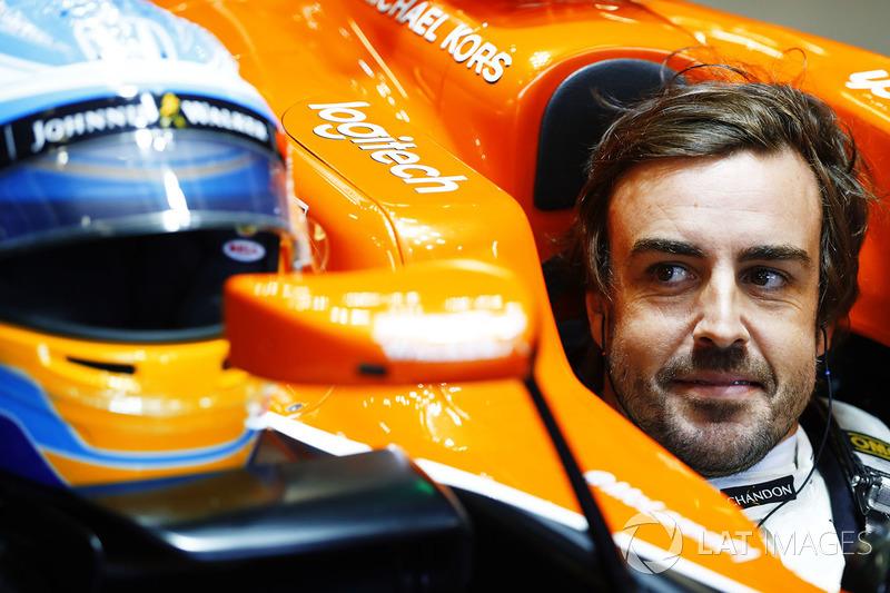 Фернандо Алонсо (і сам не знає, чи хоче залишатися в McLaren)