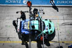 #44 Team Falken Motorsport, Porsche 991 GT3-R: Martin Ragginger, Jörg Bergmeister, Dirk Werner, Laurens Vanthoor