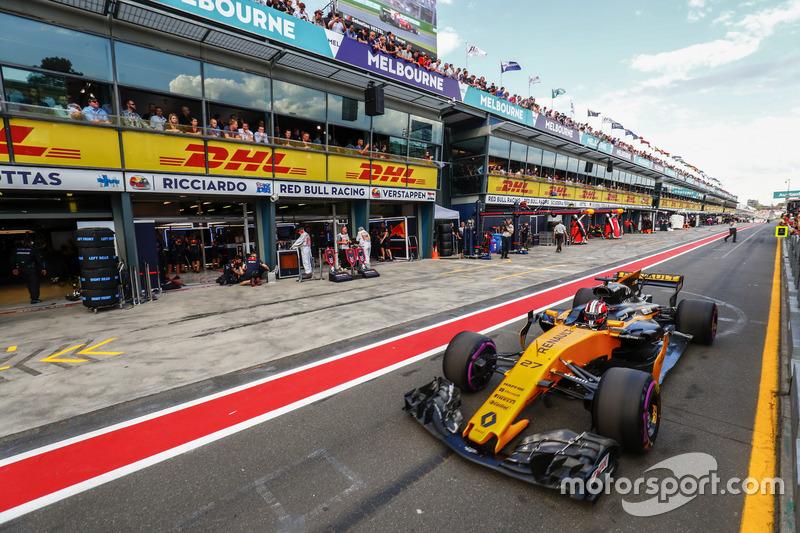 11: Ніко Хюлькенберг, Renault Sport F1 Team RS17