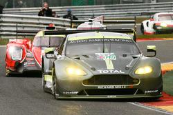 #97 Aston Martin Racing, Aston Martin Vantage: Darren Turner, Jonathan Adam, Daniel Serra