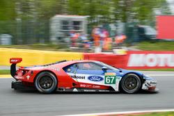 №67 Ford Chip Ganassi Racing Ford GT: Энди Приоль, Харри Тинкнелл, Пипо Дерани