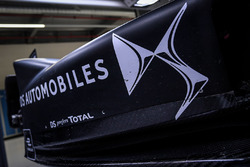 DS Virgin Racing side detail