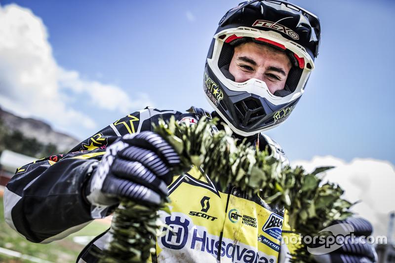 #31 Husqvarna Factory Racing: Pela Renet