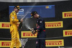 Николя Латифи, DAMS и Пьер Гасли, Prema Racing