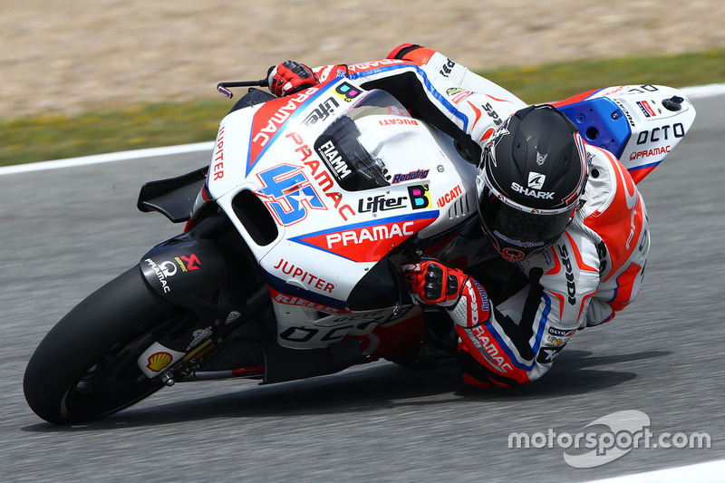 Pramac Racing, Ducati Desmosedici GP15: Scott Redding