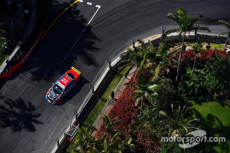 Jason Bright und Andrew Jones, Brad Jones Racing, Holden