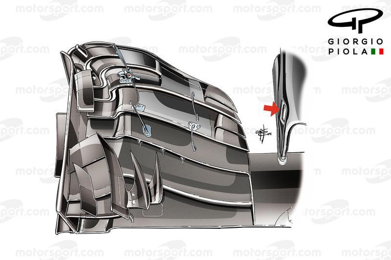 McLaren MP4/31 ala delantera, con subtítulos, GP de Hungría