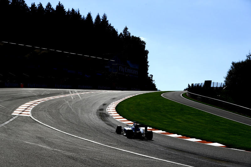 Felipe Massa, Williams FW38, Mercedes