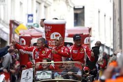 #83 AF CorseFerrari 458 Italia: François Perrodo, Emmanuel Collard, Rui Aguas.