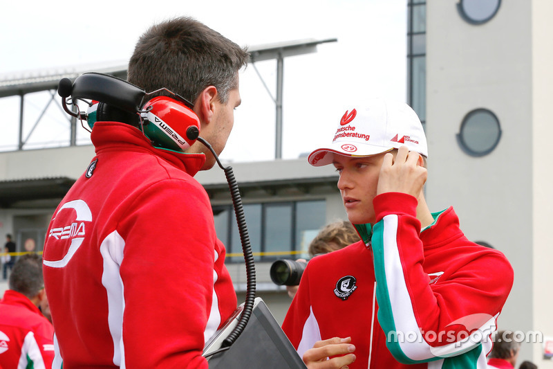 Mick Schumacher, Prema Powerteam
