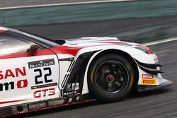 #22 Nissan GT Academy Team RJN, Nissan GT-R Nismo GT3: Sean Walkinshaw, Ricardo Sanchez