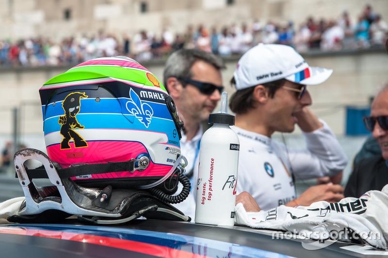 Helmet, Bruno Spengler, BMW Team MTEK, BMW M4 DTM