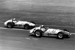 A.J. Foyt and Roger Ward