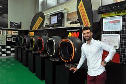 Kenan Sofuoğlu Pirelli ziyareti