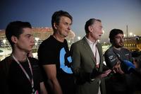 Фернандо Алонсо, McLaren, Кем Болукбасі, G2 Esports Gamer, комерційний директор Ф1 Шон Бретчес
