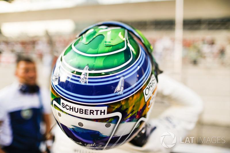 Abu Dhabi - Felipe Massa