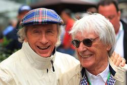 Jackie Stewart, Bernie Ecclestone