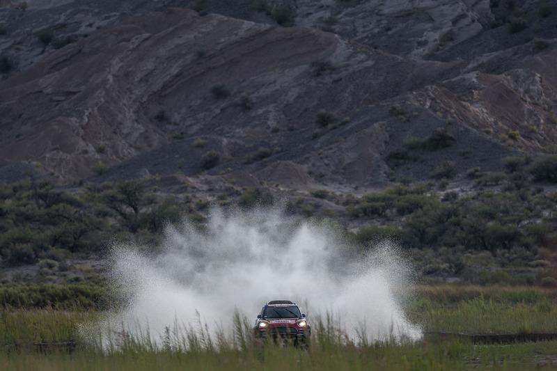 #312 X-Raid Team Mini: Якуб Пржігонскі, Том Колсуль