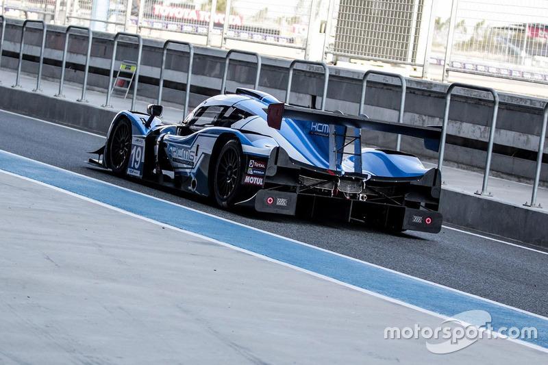 #18 KCMG Ligier JS P3: Josh Burdon, Louis Prette, Neric Wei