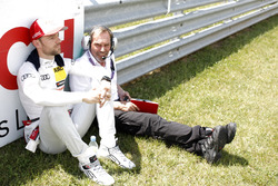 Джейми Грин, Audi Sport Team Rosberg