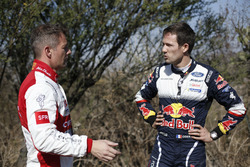 Sébastien Loeb, Citroën World Rally Team, Sébastien Ogier, M-Sport