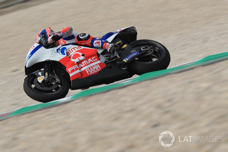 Losail 2018 - Danilo Petrucci (Ducati)
