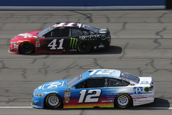 Ryan Blaney, Team Penske, Ford Fusion PPG Kurt Busch, Stewart-Haas Racing, Ford Fusion Haas Automation/Monster Energy